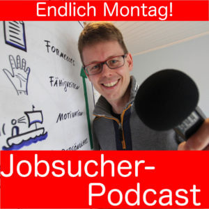 Jobsucher-Podcast Cover