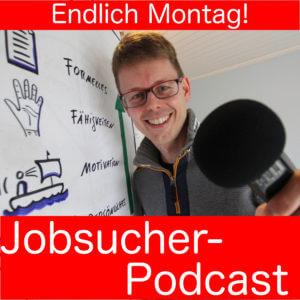 Jobsucher-Podcast Cover
