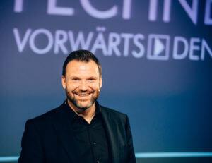 Zukunftsoptimismus: Interview mit dem Vorwärtsdenker