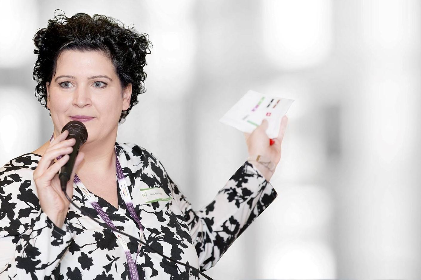 60 Minuten mit: Nina Eckhardt von der Unternehmer Initiative Rheine