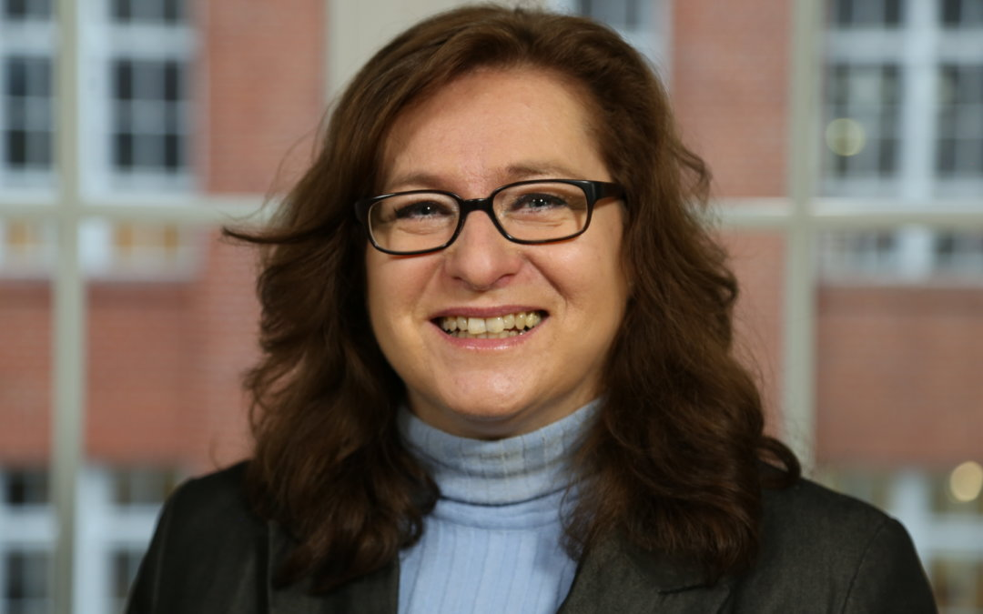 60 Minuten mit: Birgit Wintermann von der Bertelsmann Stiftung