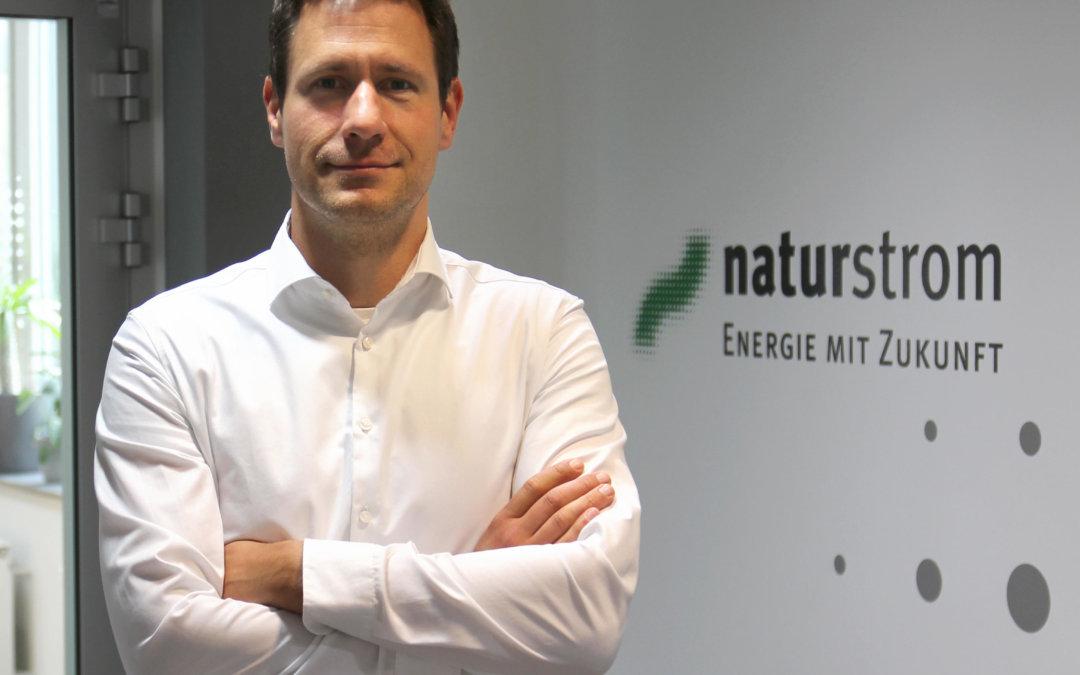 30 Minuten mit: Martin Suhrbier von Naturstrom