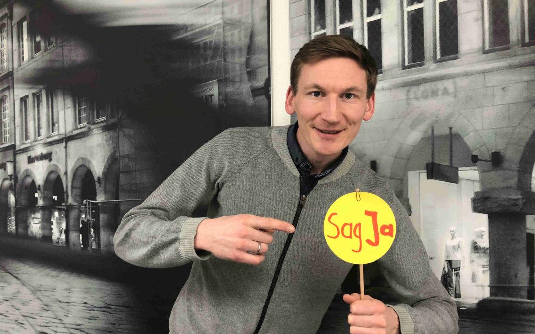 60 Minuten mit: Jan Helmchen von noventum – Teil 1