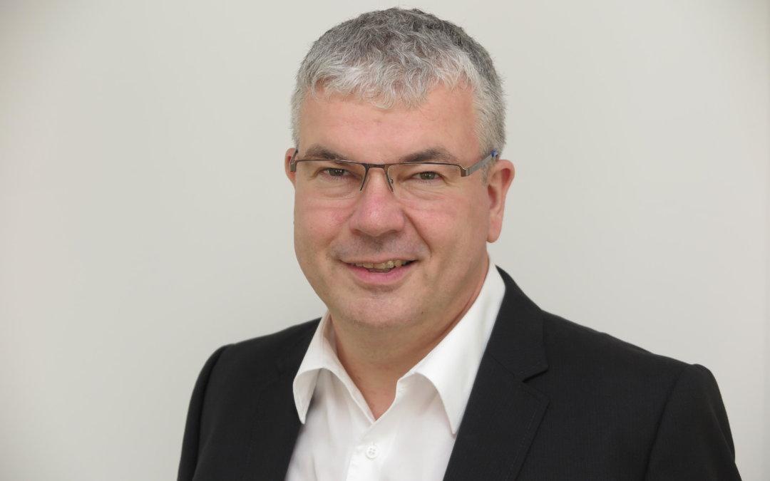 30 Minuten mit: Werner Roth von Fujitsu